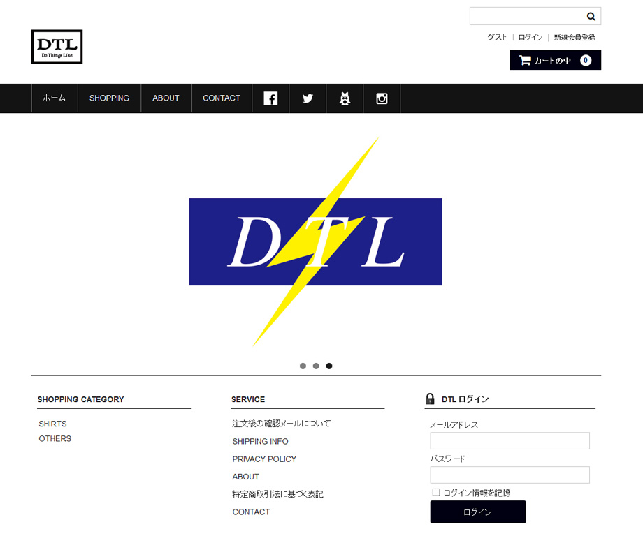 DTL-browser
